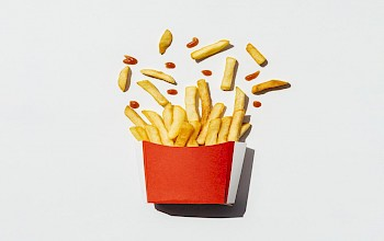 McDonalds fries - calories, nutrition, weight