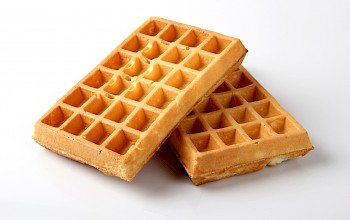 Waffle - calories, nutrition, weight