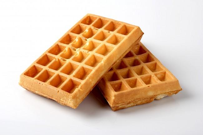 Waffle - caloies, wieght