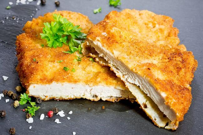 Pork chop - nutrition, vitamins, minerals