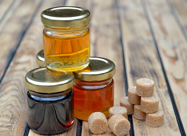 Honey - nutrition, vitamins, minerals