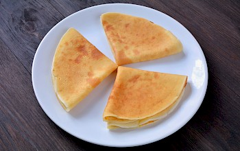 Pancake - calories, nutrition, weight