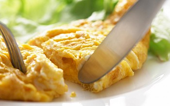 Omelette - calories, nutrition, weight