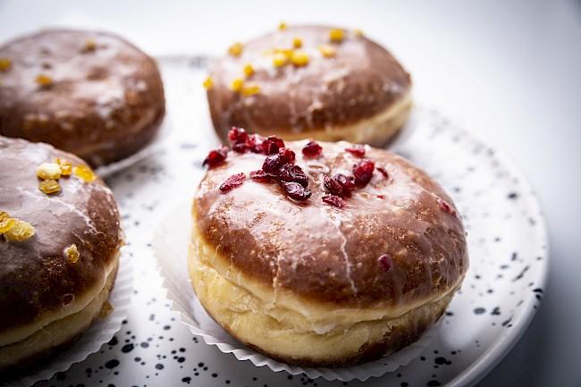Donut - caloies, wieght
