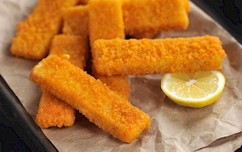 Fish sticks - calories, nutrition, weight