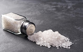 Salt - calories, nutrition, weight