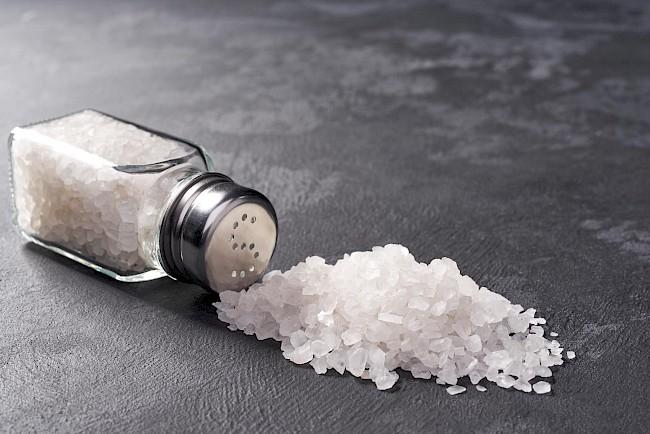 Salt - nutrition, vitamins, minerals