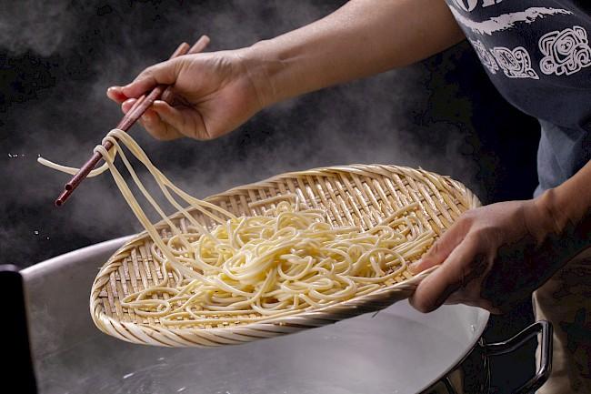 Spaghetti, pasta - nutrition, vitamins, minerals