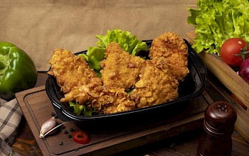 KFC Strips - calories, nutrition, weight