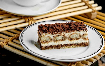 Tiramisu - calories, nutrition, weight