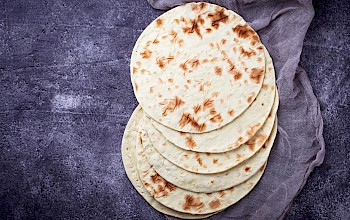 Tortilla - calories, nutrition, weight