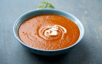 Tomato soup - calories, nutrition, weight